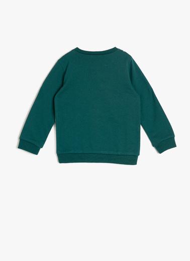 Koton Kids Sweatshirt Yeşil